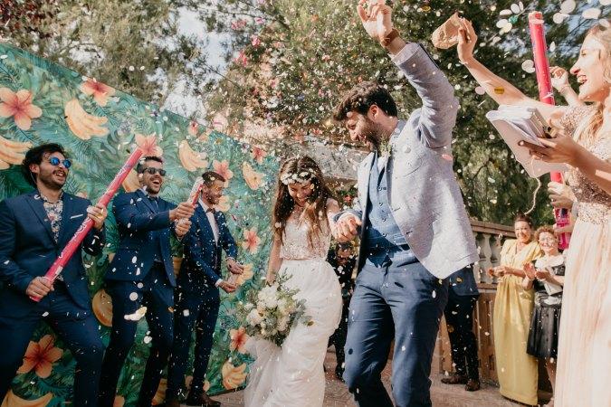 La boda soñada de Anna y Luisvi